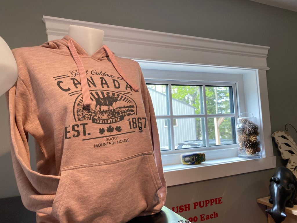 riverview campground gift shop hoodie