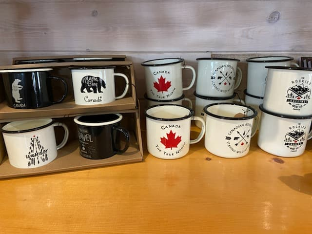 riverview campground gift shop mugs